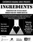 Ingredients by Yulia Gray and Todd Ristau