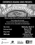 Reptile House by Adam Hahn and Drew Dowdy