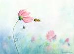Hang On, Honey Bee by Rebekah Lowell