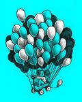 Flying Machine by Karylynn Keppol