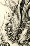Underwater Trees by Karylynn Keppol