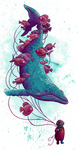 Whale Balloons by Karylynn Keppol