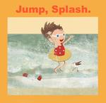 Flip Flop Jump Splash by Marth Failinger
