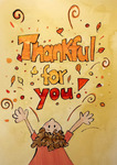 Thankful for You by Deanne Sander