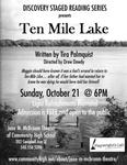 Ten Mile Lake by Tira Palmquist and Drew Dowdy