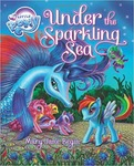 2 Signed Copies of Mary Jane Begin's UNDER THE SPARKLING SEA
