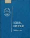 Hollins Handbook (1954) by Hollins College