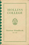 Student Handbook (1963) by Hollins College