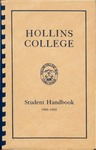 Student Handbook (1964) by Hollins College