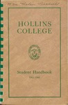 Student Handbook (1965) by Hollins College