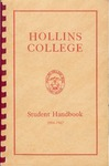Student Handbook (1966) by Hollins College