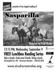 Sasparilla by Robert Plowman and Todd Ristau