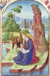 Miniatures from the Book of Hours [HU Codex 1]