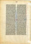 Bible.  Old Testament. Daniel, 1:13-3:6. [Manuscript leaf, HU12]