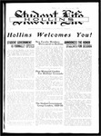 Hollins Student Life (1929 Sept 28) by Hollins College