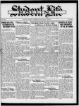 Hollins Student Life (1932 Oct 22)