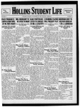 Hollins Student Life (1932 Nov 19)