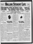 Hollins Student Life (1932 Dec 3)
