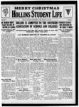 Hollins Student Life (1932 Dec 19)