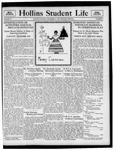 Hollins Student Life (1933 Dec 19)