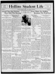 Hollins Student Life (1933 Jun 5) by Hollins College