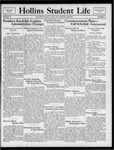 Hollins Student Life (1934 Jun 4) by Hollins College