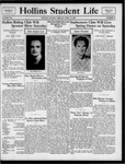 Hollins Student Life (1936 Apr 22) by Hollins College