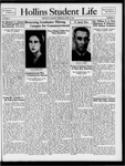 Hollins Student Life (1938 Jun 3) by Hollins College