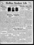 Hollins Student Life (1938 Nov 17) by Hollins College