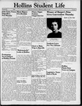Hollins Student Life (1940 Apr 10) by Hollins College