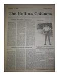 Hollins Columns (1986 Oct 9) by Hollins College