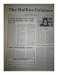Hollins Columns (1987 Jan 16)