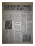 Hollins Columns (1988 Apr 14) by Hollins College