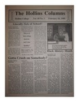 Hollins Columns (1989 Feb 16) by Hollins College