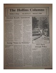 Hollins Columns (1989 Mar 2) by Hollins College