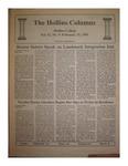 Hollins Columns (1991 Feb 21) by Hollins College