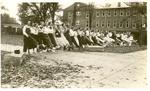 Tinker Day kick line (1930s)