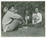Tinker Day, c1955 Everett Laughing
